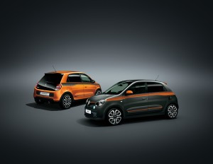 RENAULT TWINGO GT (B07 GT) - PHASE 1
