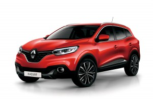 RENAULT KADJAR (HFE) - PHASE 1 - FRANCE VERSION