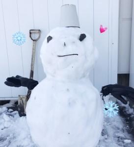 雪だるまjpeg