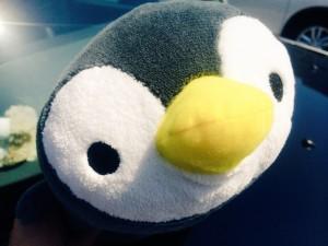 GWペンギン枕