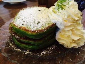 GWパンケーキ