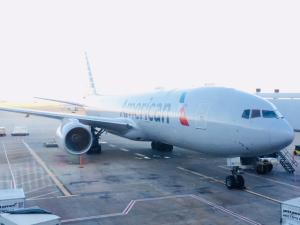 WDWアメリカン航空