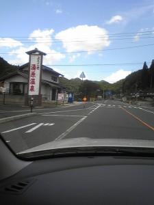 岡山県湯原温泉です