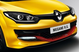RENAULT MEGANE III COUPE RENAULT SPORT 275 (D95 RS 275) - TROPHY LIMITED EDITION