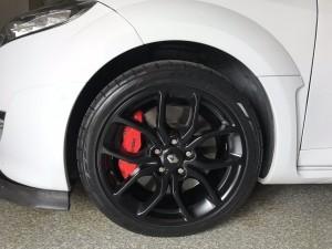 タイヤ交換 (2)